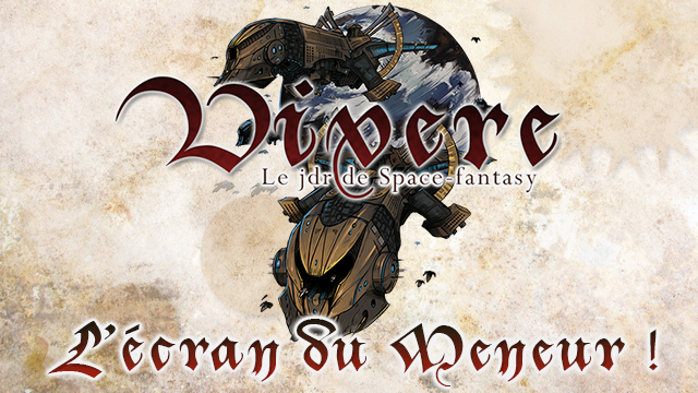 [Souscriptions Ulule] Vivere, Jdr Space Fantasy - Page 2 VO